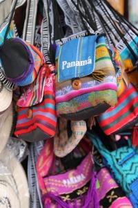 Handwoven Panama bags